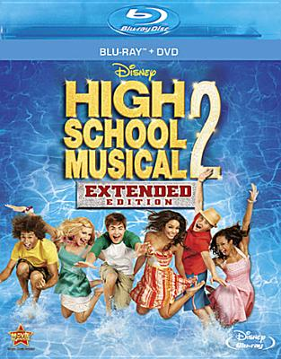 HIGH SCHOOL MUSICAL 2 BY EFRON,ZAC (Blu-Ray)